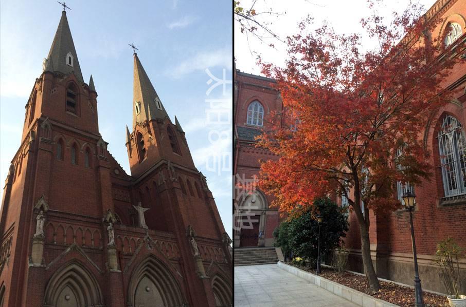 现在的天主教堂